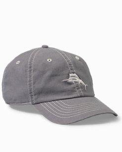 Sea Glass Linen Cap