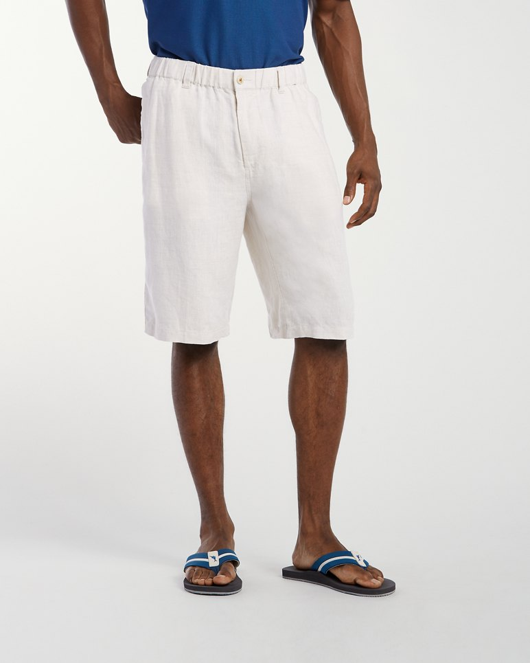 Main Image for Linen Out Loud 11-inch Linen Shorts