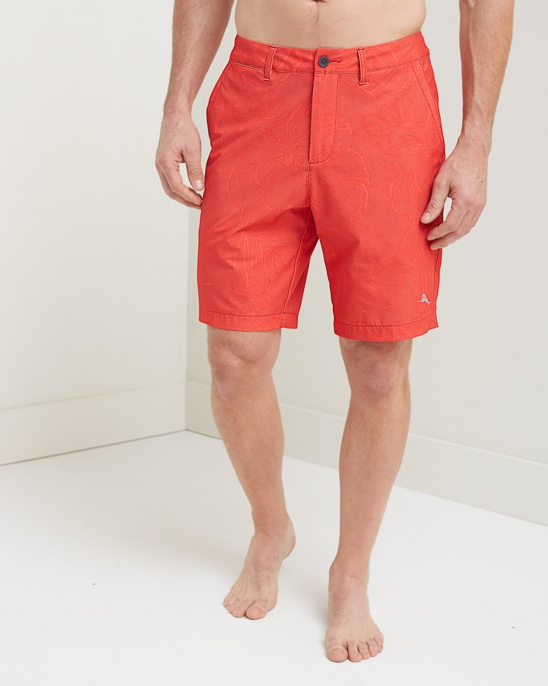 96b99a0342 Main Image for Cayman Fairweather Fronds 9-inch Board Shorts