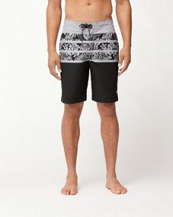 Baja Aloha Horizons 9-Inch Board Shorts