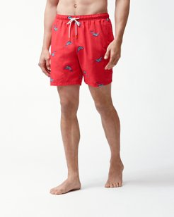 Naples Marlin Coast 6-Inch Swim Trunks