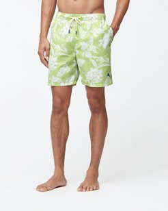Naples Turtle Beach 6-Inch Swim Trunks