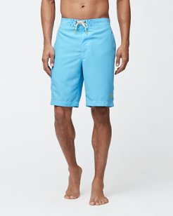 Baja Beach 9-Inch Board Shorts