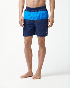 Naples Double Deco 6-Inch Swim Trunks