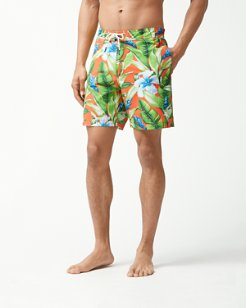Baja Tulum Bloom 7-Inch Board Shorts