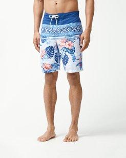Baja Casa Rosa 9-Inch Board Shorts