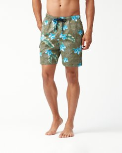 Naples Viejo Voyage 6-Inch Swim Trunks