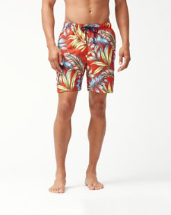 Naples Parque Palms 6-Inch Swim Trunks