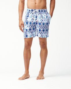 Naples Diamond Tide 6-Inch Swim Trunks