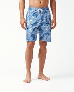 Baja Coastal Colada 9-Inch Board Shorts