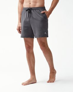 IslandActive® Naples Hybrid 6-Inch Swim Trunks