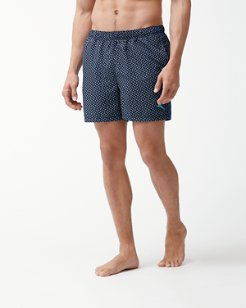 Naples A-Fish-Ionado 4.5-Inch Swim Trunks
