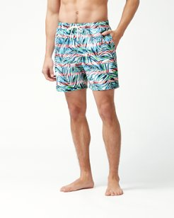 Naples Mai Le-Lei 6-Inch Swim Trunks