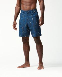 56869dd7a1 Cayman Toucan-Tini 9-Inch Hybrid Board Shorts
