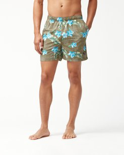 Naples Viejo Voyage 4-Inch Swim Trunks