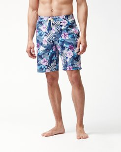 5c031e73b3 Baja Hibiscus Hues 9-Inch Board Shorts quickshop NEW ...
