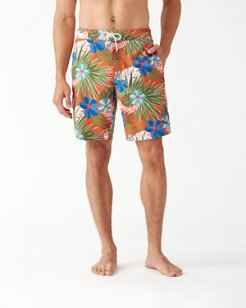 Baja Prickly Pear 9-Inch Board Shorts