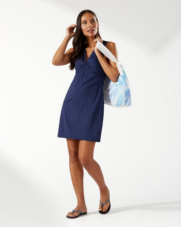 Main Image for Pearl Twist Front Dress