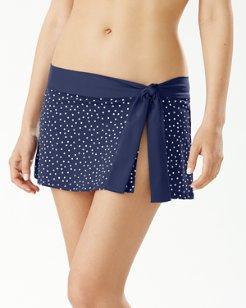 Sea Swell Skirted Hipster Bikini Bottoms
