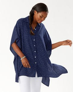 Sea Swell Boyfriend Tunic