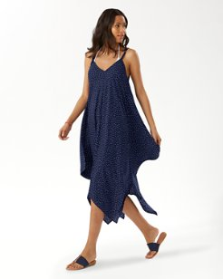 Sea Swell Scarf Dress