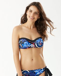 Salvation Sea Bandeau Bikini Top