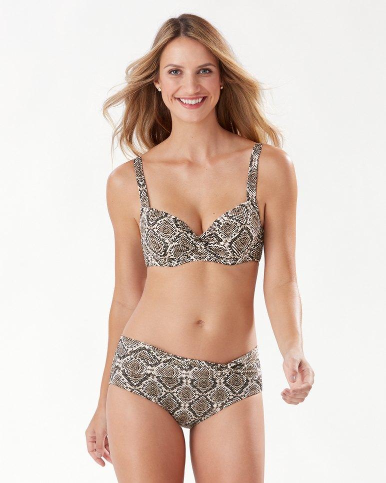 Main Image for Desert Python Underwire Bikini Top