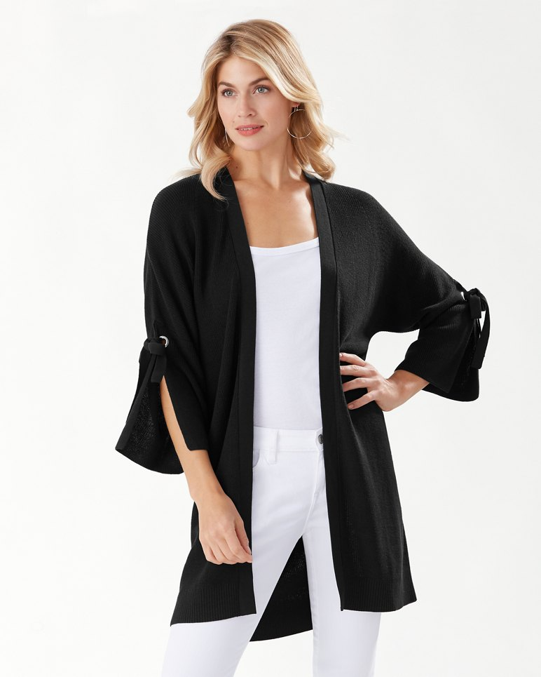 Main Image for Tie-Sleeve Cardigan