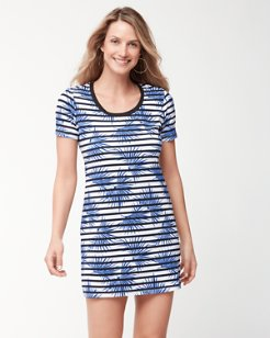 Palmyria Stripe T-Shirt Dress