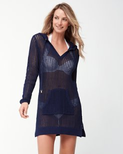 Linen & Cotton Hooded Sweater