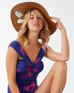 Oasis Blossoms One-Piece Swimsuit