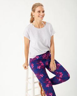 Oasis Blossoms Joggers