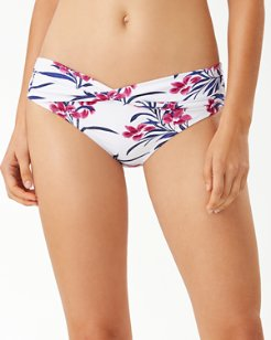 Oasis Blossoms Twist Bikini Bottoms