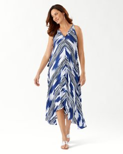 Canyon Sky Scarf Dress