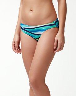 Winding Wave Reversible Hipster Bikini Bottoms