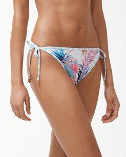 Fronds Ferdinan Reversible String Bikini Bottoms