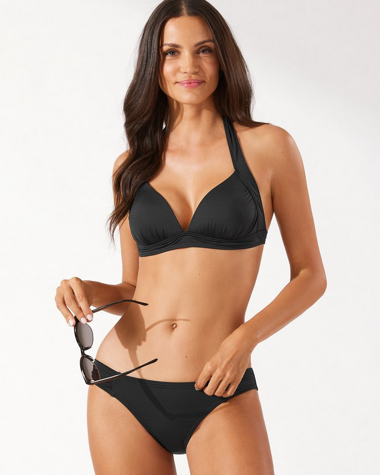 Main Image for Pearl Halter Bikini Top