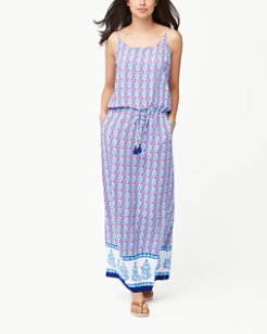 Majorelle Jardin Maxi Dress
