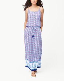Majorelle Jardin Maxi Dress