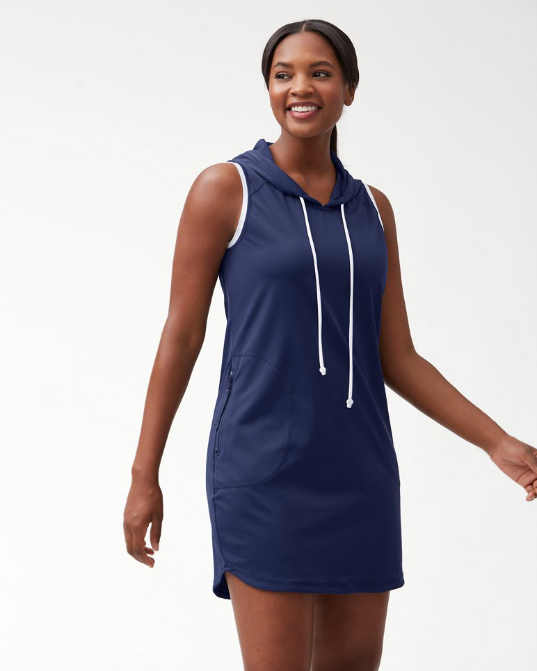 7a7f6a7f75 Main Image for IslandActive® Hooded Swim Dress