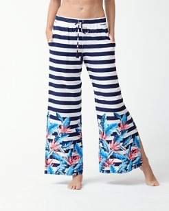 Palms Of Paradise Beach Pants