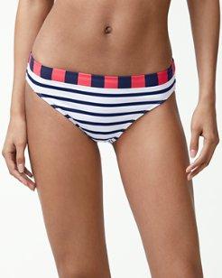 Channel Surfing Hipster Bikini Bottoms
