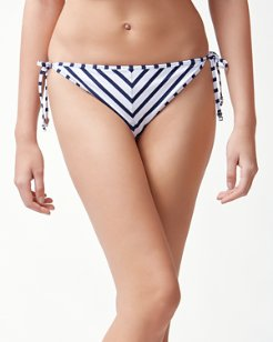 Channel Surfing Reversible String Bikini Bottoms