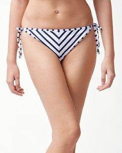 Channel Surfing Reversible String Bikini Bottoms