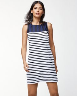 Channel Surfing Tank Dress
