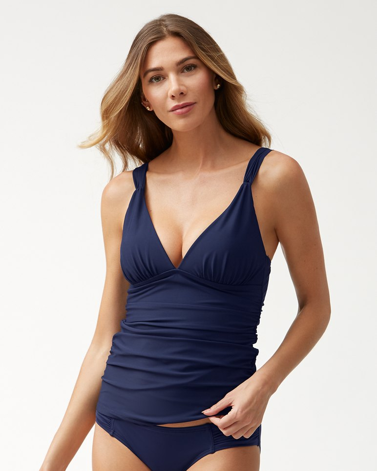 Main Image for IslandSculpt® Loop-Strap Tankini