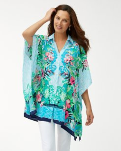 df889d7909 Tunics, Shirts & Sweaters | Beach Coverups | Women | Main