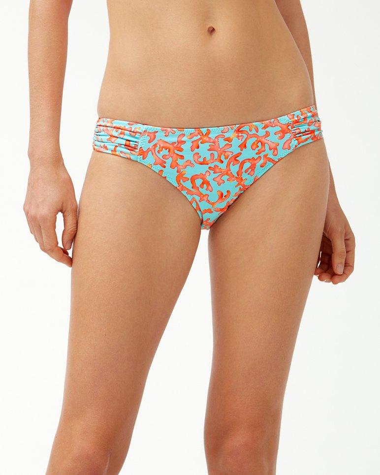 Main Image for Coral Cabana Reversible Hipster Bikini Bottom
