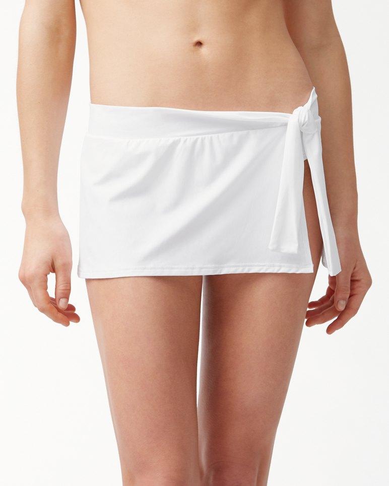 Main Image for Pearl Skirted Hipster Bikini Bottoms