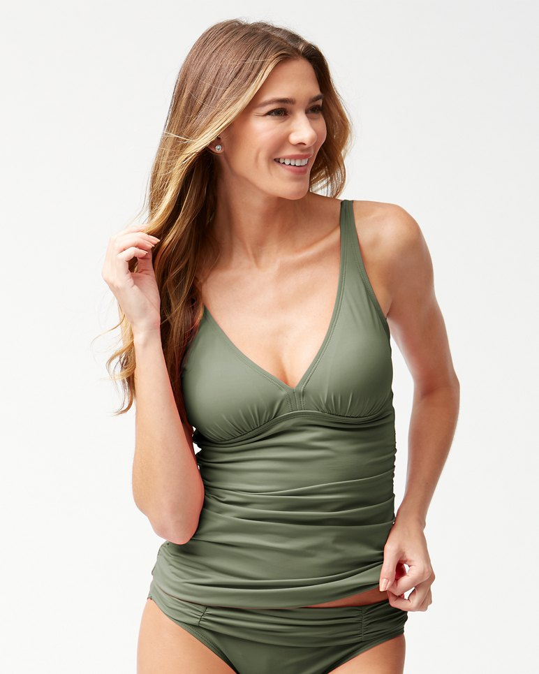 Main Image for Pearl Over-The-Shoulder Tankini